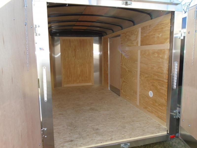2017 American Hauler Industries  6 X 12 Enclosed Cargo Trailer