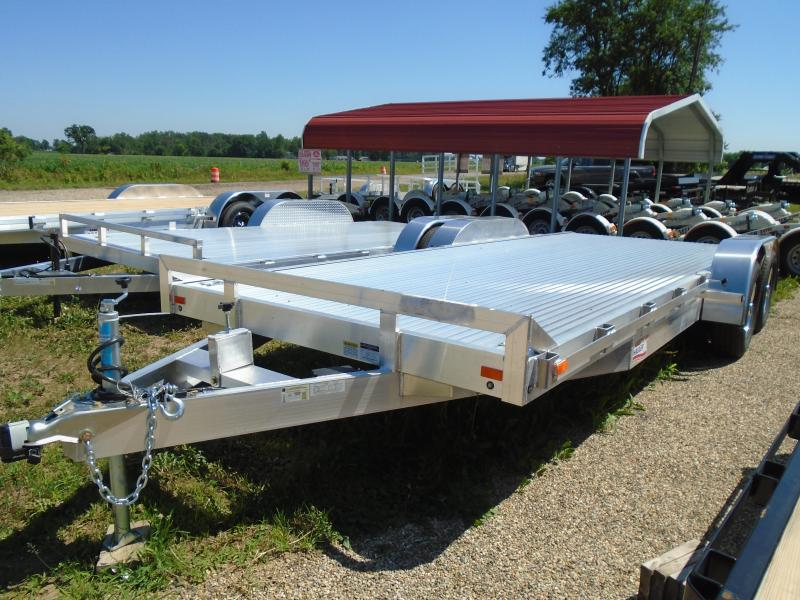 2018 American Hauler Industries 20 Aluminum Auto Transport Trailer