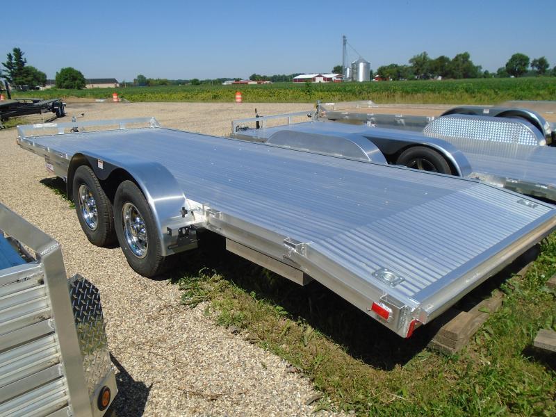 2018 American Hauler Industries 20 Aluminum Auto Transport Trailer