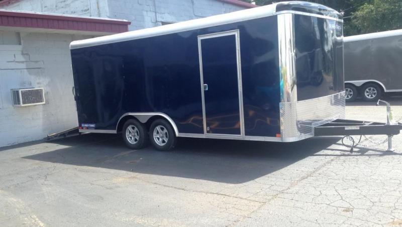 2017 Sure-Trac Enclosed 8.5 X 18  Enclosed Auto/ Cargo Trailer