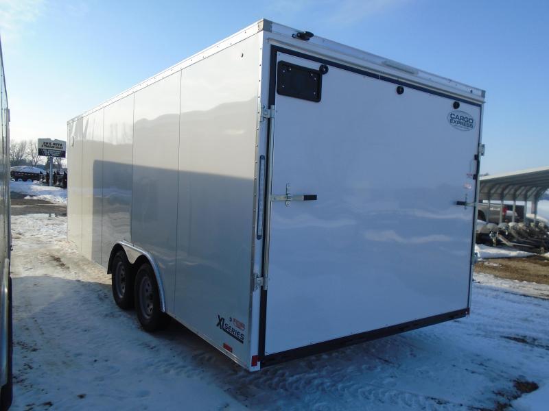2018 Cargo Express XL Series 8.5x20 Enclosed Cargo Trailer