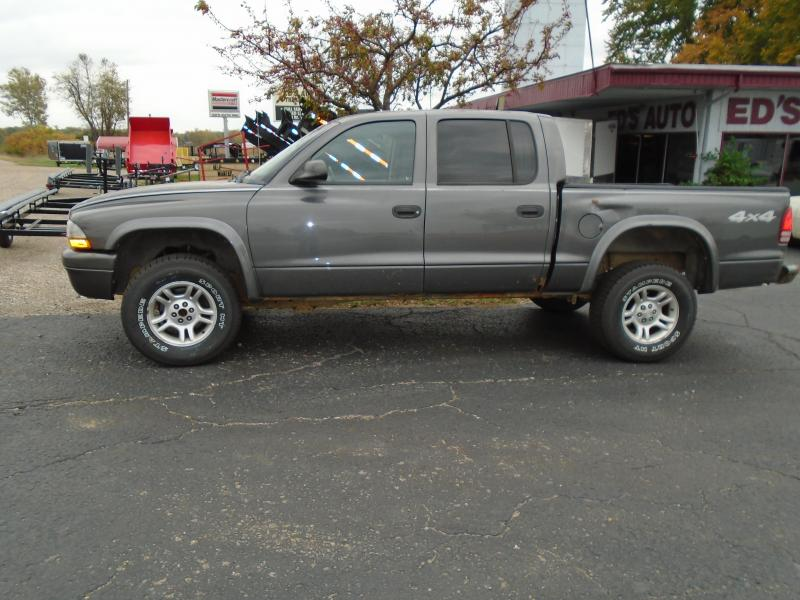 2004 Dodge Dakota Truck Eds Auto Inc Union City Mi