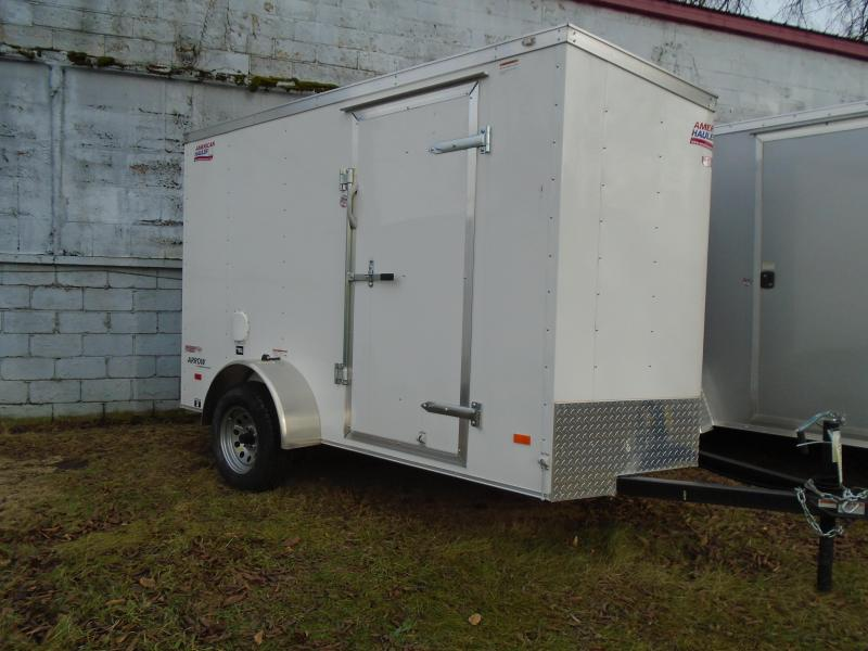 2017 American Hauler Industries Arrow 5x10 Enclosed Cargo Trailer