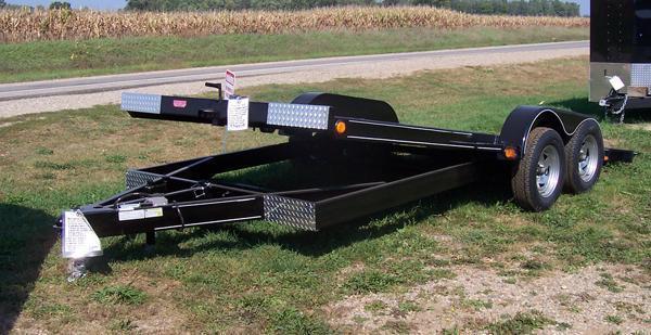 18' Tilt Bed Carrier