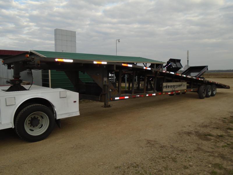 Used 2000 Kaufman 48' Wedge Auto Transport