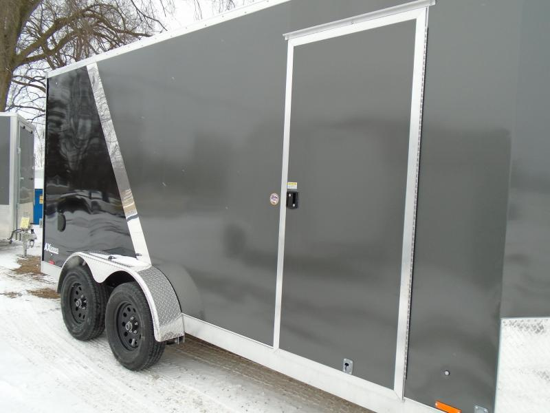 2018 Cargo Express AXSeries Enclosed Cargo Trailer