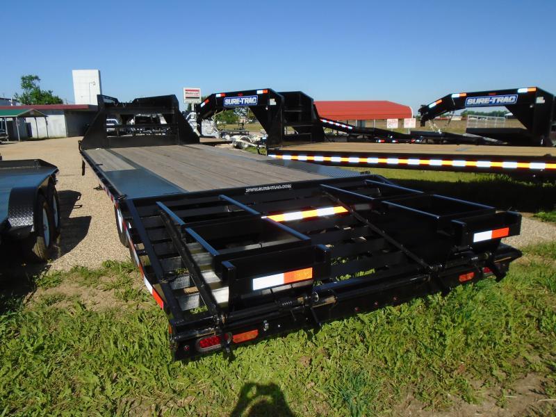 2017 Sure-Trac Gooseneck Equipment Trailer Equipment Trailer