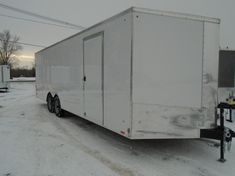 2018 Cargo Express XL Series Enclosed Cargo Trailer