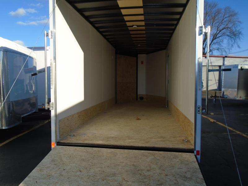 2018 Cargo Express yukon Snowmobile Trailer