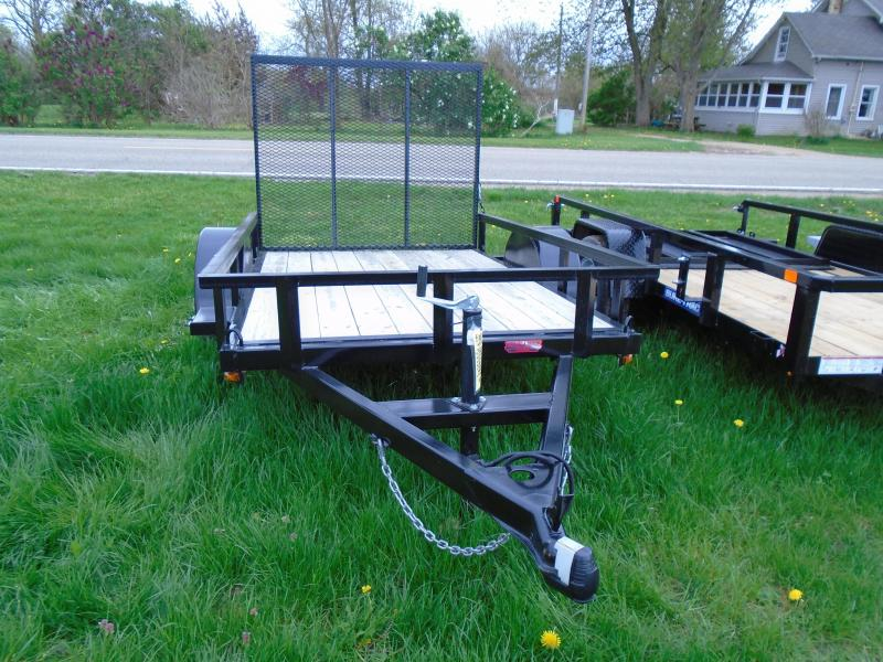 2017 GE 5X8 Utility Trailer withGate