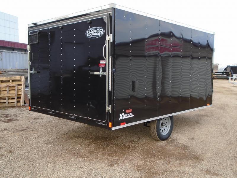 2018 Cargo Express XL Denali 8.5x12 Snowmobile Trailer