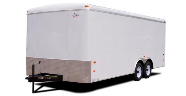 American Hauler Industries 8.5 X 20 Air Lite Autotransport