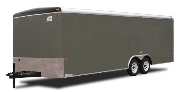 American Hauler Industries 8.5 X 20 Air Lite Autotransport