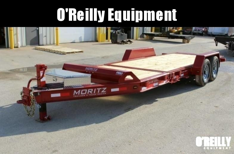 Pleasing 2019 Moritz 16 4 Tilt Trailer O Reilly Equipment Flatbed Wiring 101 Ivorowellnesstrialsorg