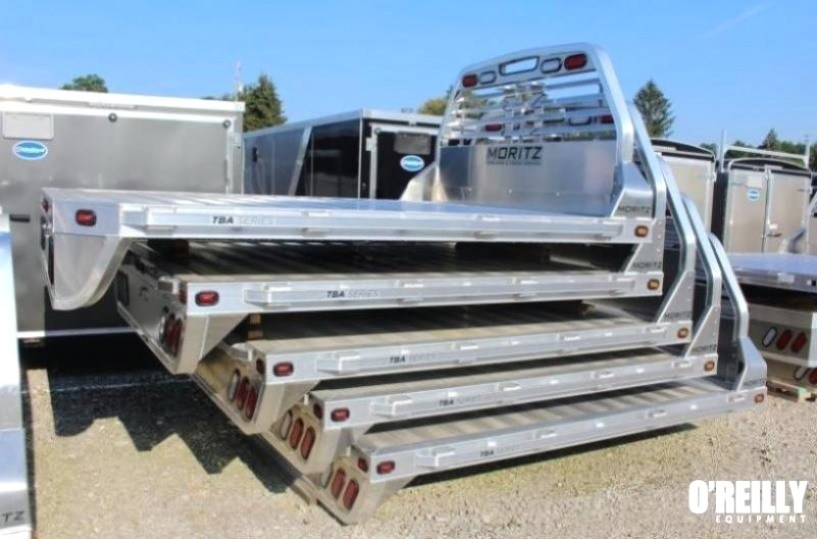 2017 Moritz International TBA7-7 Truck Bed - Flat Bed