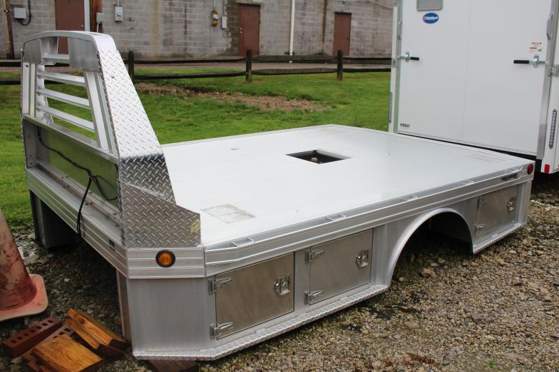 2017 Hillsboro Industries H3500 7 x 8.5 Truck Bed - Service Body