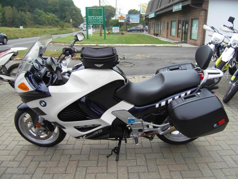 2004 BMW K1200RS Motorcycle