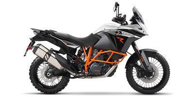 2016 KTM 1190 Adventure R Motorcycle