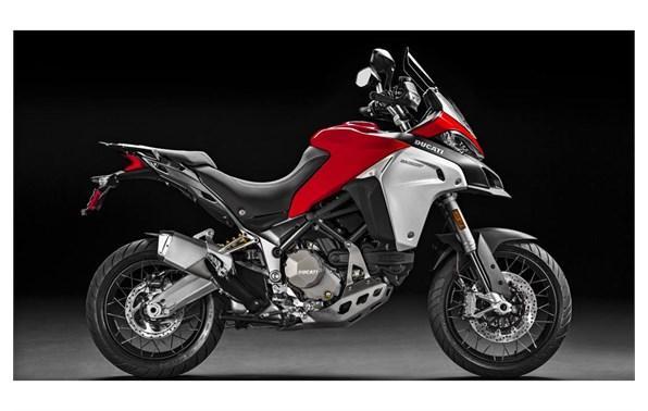 2016 Ducati Multistrada 1200 Enduro | $2500 off!