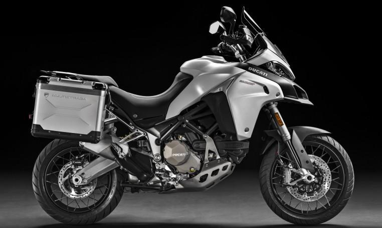 2016 Ducati Multistrada 1200 Enduro Touring | $2500 off!