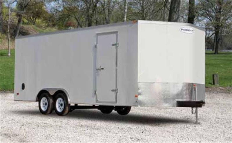 2016 Haulmark Trailers PPT85X20WT2 Enclosed Cargo Trailer
