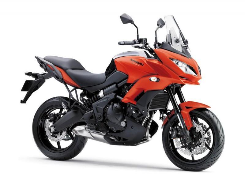 2016 Kawasaki Versys 650 ABS