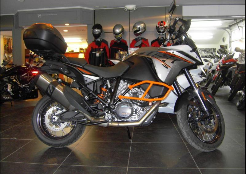 2015 KTM 1190 Adventure Preowned