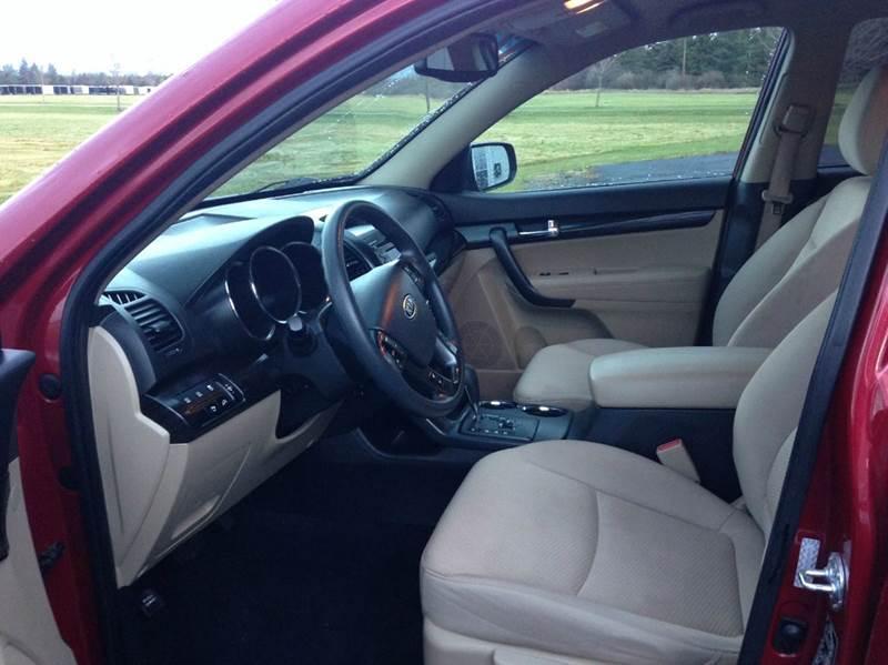 2011 Kia Sorento 2.4L l4