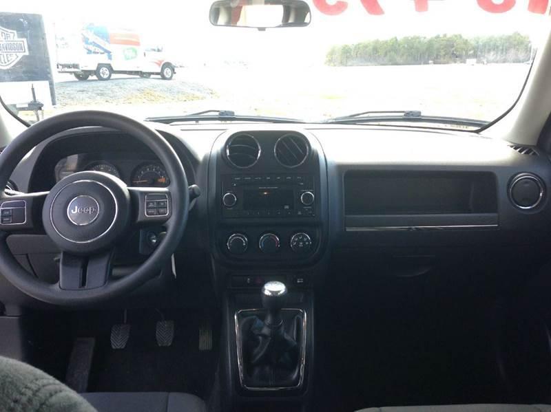 2014 Jeep Patriot 2.0L l4