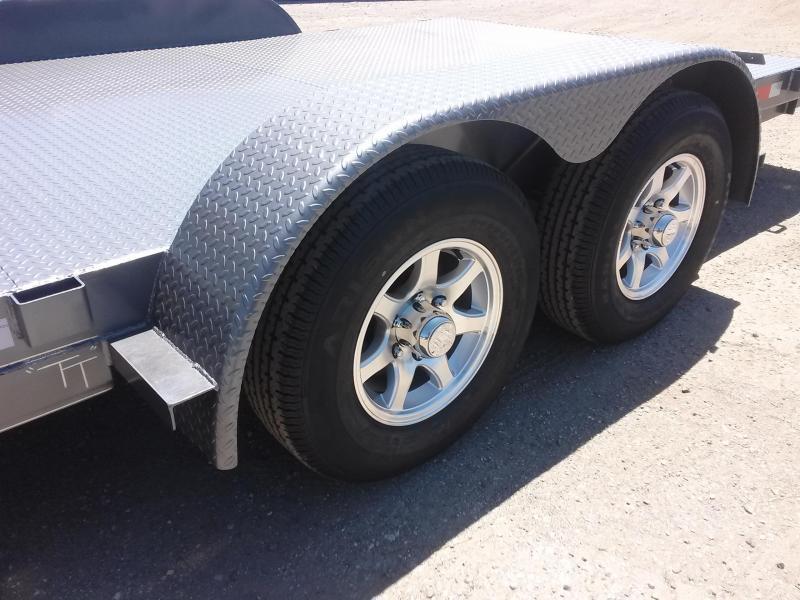 CH2010 TEXAS TRAILERS 20' CAR HAULER W/ CUSTOM OPTIONS