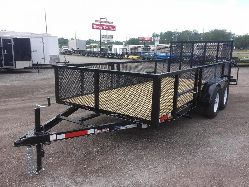 LM61470 TEXAS TRAILERS 6'10