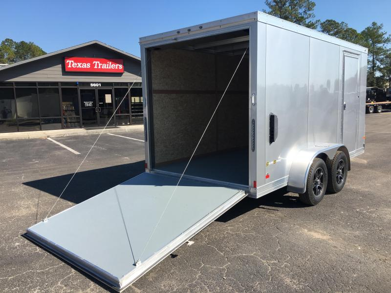 wells cargo enclosed snowmobile trailer