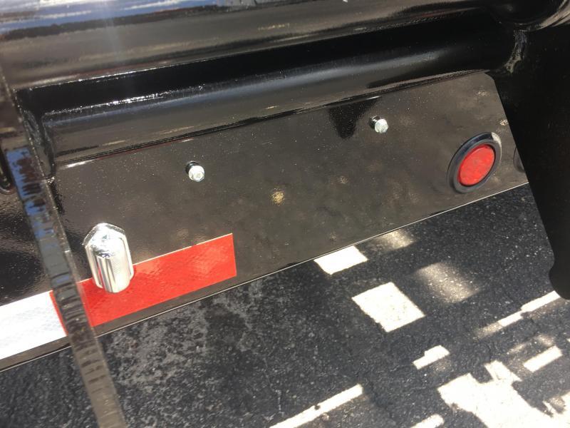 FB4024G TEXAS TRAILERS 40' GOOSENECK DECK OVER FLATBED W/ CUSTOM OPTIONS