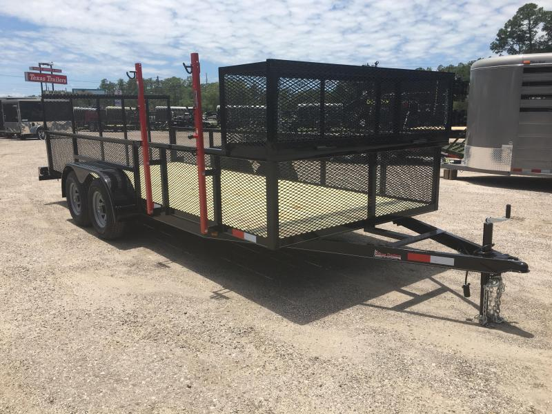 LM61810 TEXAS TRAILERS 6'10