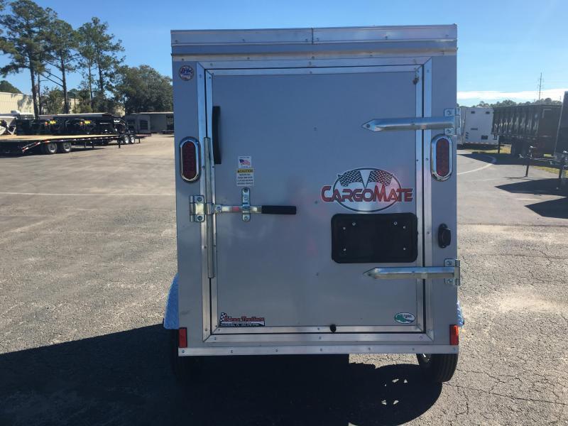 GAVHW46SA CARGO MATE 4 X 6 ENCLOSED CARGO TRAILER
