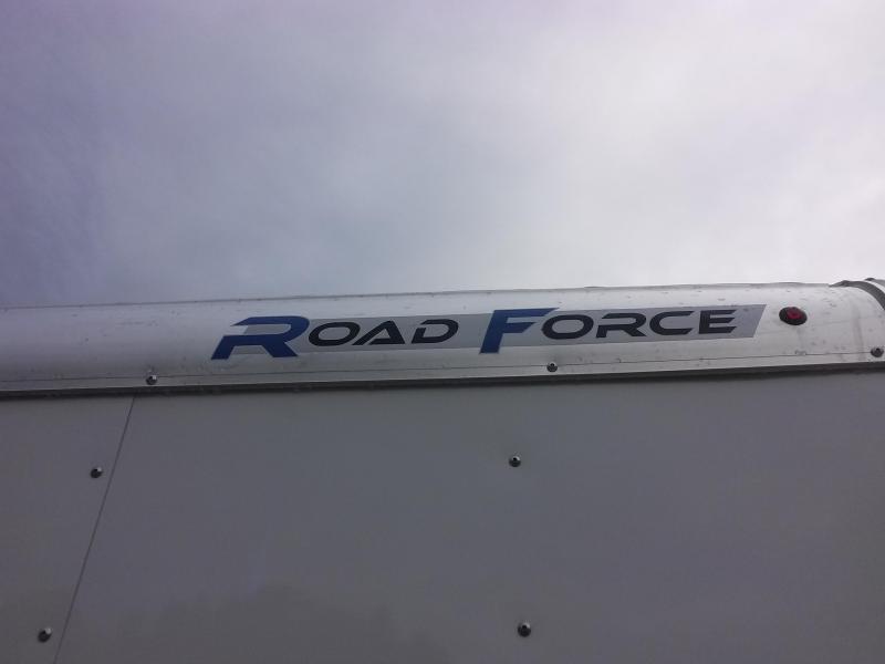 RF85X202 WELLS CARGO 8.5X20 ROAD FORCE ENCLOSED CARGO TRAILER