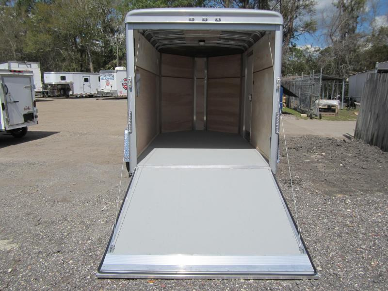 TW101-V WELLS CARGO 6X10 TOTE WAGON ENCLOSED CARGO TRAILER