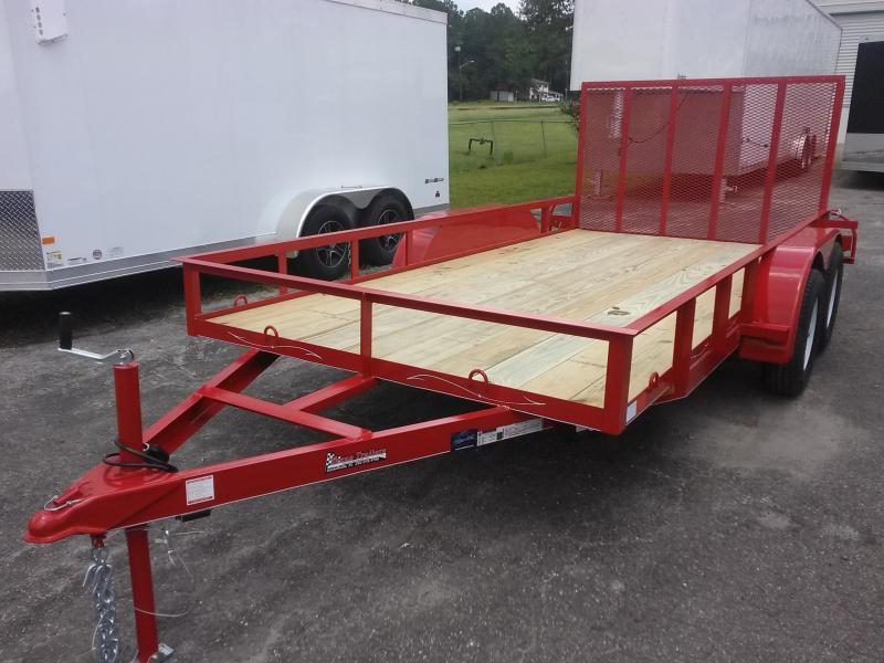 UT61470 TEXAS TRAILERS 6'10
