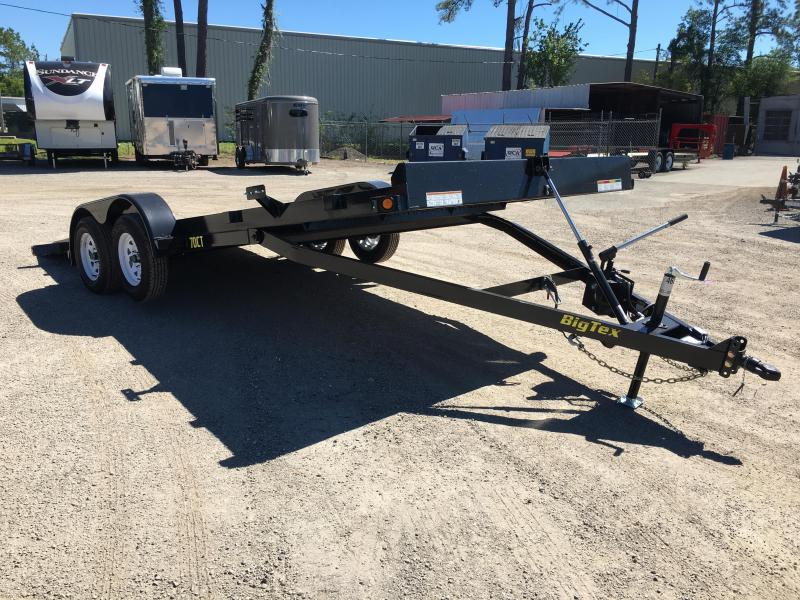 70CT-20BK BIG TEX 20' TILT DECK CAR HAULER