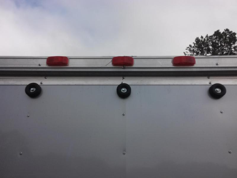 GANS610SA CARGO MATE 6 X 10 ENCLOSED CARGO TRAILER