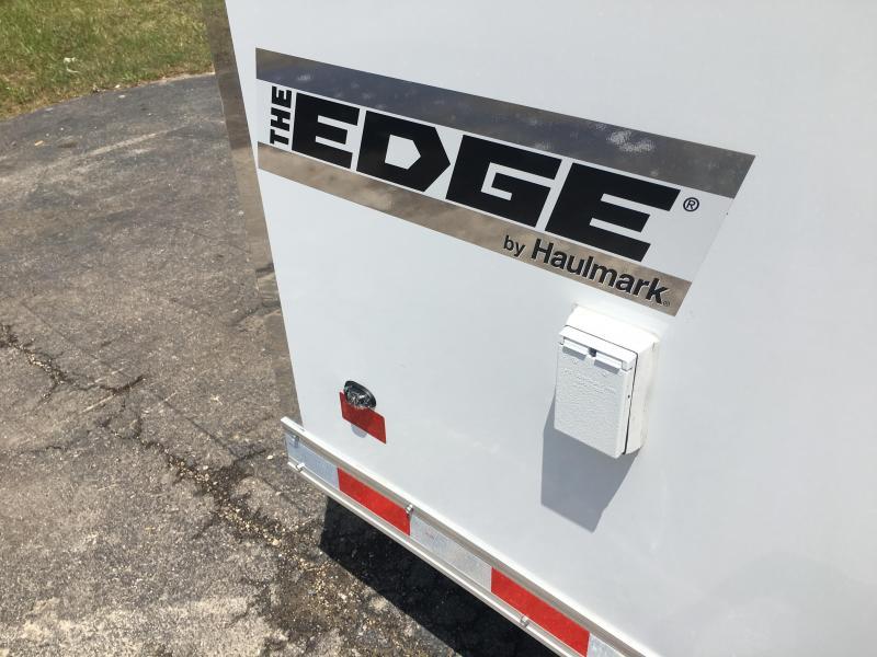 EGP85XWT4 HAULMARK 28' EDGE PRO CAR HAULER W/ CUSTOM OPTIONS
