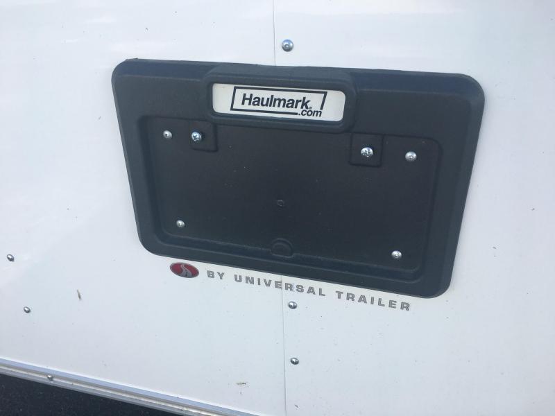 EGC85X20WT3 HAULMARK 20' EDGE CLASSIC CAR HAULER
