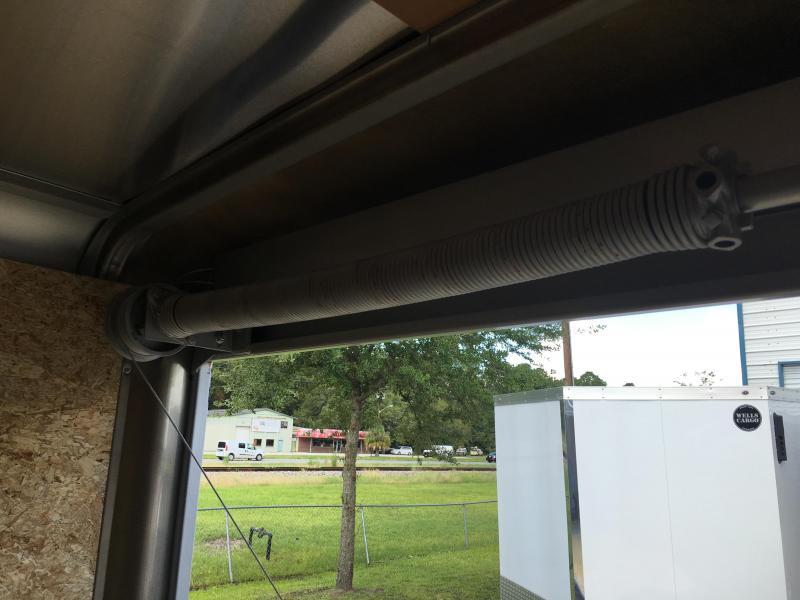 CW1622-102 WELLS CARGO 7X16 CARGO WAGON ENCLOSED CARGO TRAILER W/ WOLMANIZED PLYWOOD