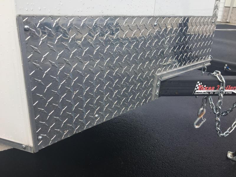 WCVG58S WELLS CARGO 5X8 V-100 SERIES ENCLOSED CARGO TRAILER