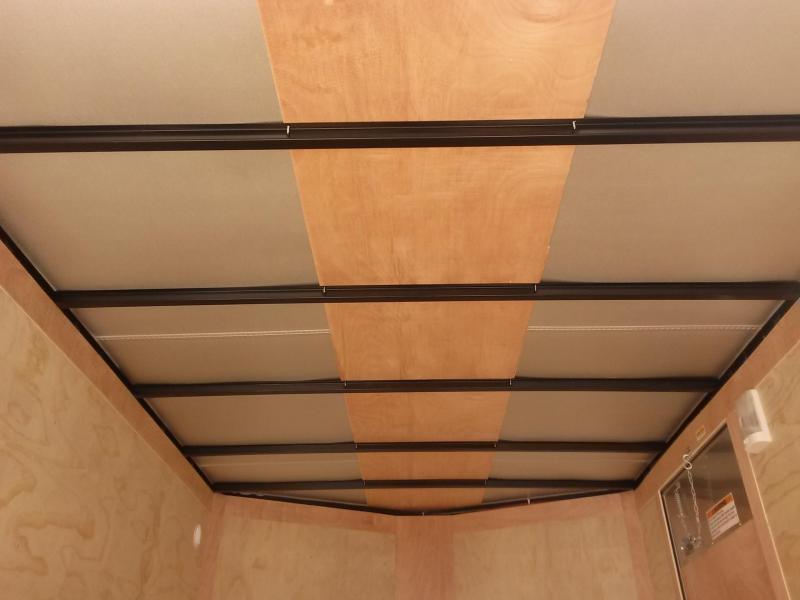 GANS712SA CARGO MATE 7 X 12 ENCLOSED CARGO TRAILER W/ 6'' EXTRA HEIGHT