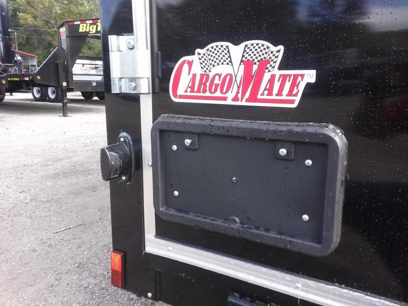 GANS712TA2 CARGO MATE 7 X 12 ENCLOSED CARGO TRAILER