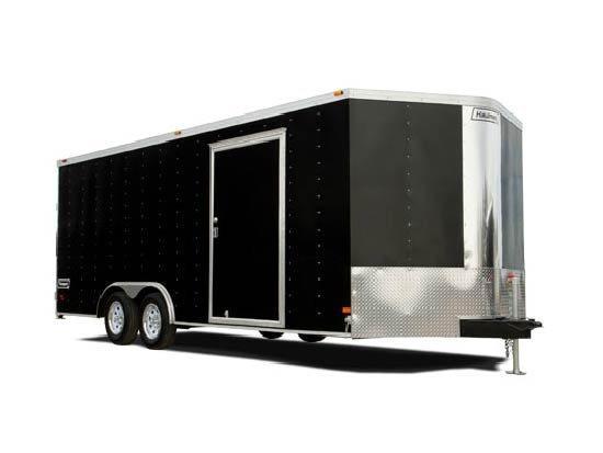 2016 Haulmark TSTV85X18WT3 Enclosed Cargo Trailer