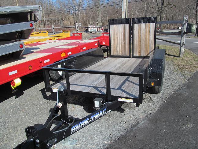 Sure-Trac Roller/ Small Equipment Trailers