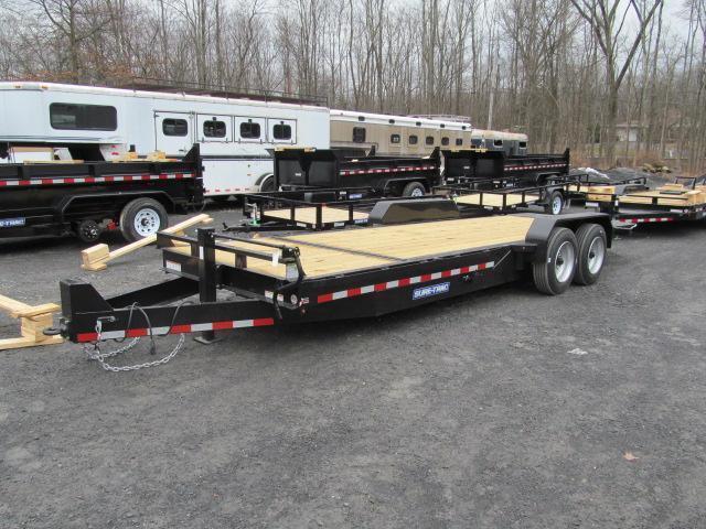 Sure-Trac 8 Ton BW Tilt Bed Equipment Trailer