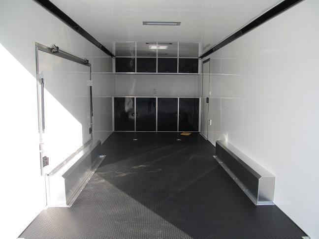 2017 ATC CH 305 All Aluminum Car Trailer w/ Premium Escape Door